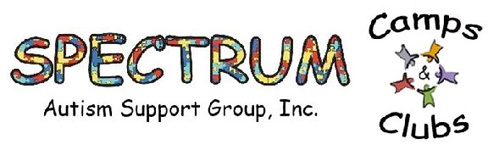 Spectrum Autism Support Group Logo
